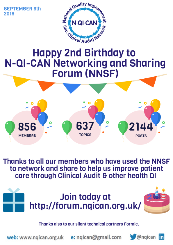 NNSF 2nd birthday